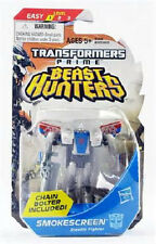 "TRANSFORMERS PRIME BEAST HUNTERS "" SMOKESCREEN "" AUTOBOT CYBERVERSE"