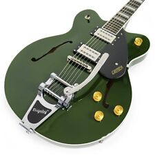 Gretsch G2622T Streamliner Center Block Semi Hollowbody w/ Bigsby Green NEW