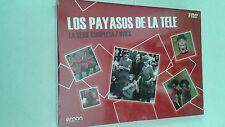 """DVD """"LOS PAYASOS DE LA TELE"""" PRECINTADA SERIE COMPLETA 7 DVD"""