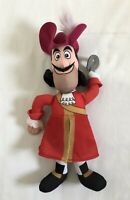 "Captain Hook Jake and the Never Land Pirates 13"" Talking Plush by Fisher Price"