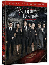 THE VAMPIRE DIARIES - STAGIONE 08 - SERIE TV FINALE (3 DVD)