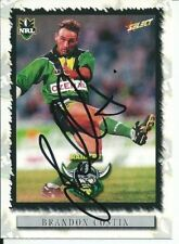 Autograph Select 2000 Season NRL & Rugby League Trading Cards