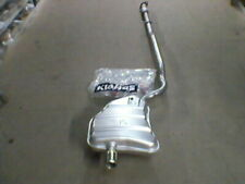 MINI One + Cooper Backbox with Bodyband & Rubbers (silencer exhaust) chrome tip
