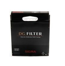 Sigma EX DG 55mm Wide Angle Circular Polarising Filter, London