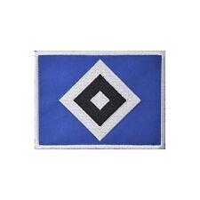 HSV Hamburger SV Aufnäher HSV Logo Raute Aufbügler klein