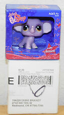 ELEPHANT Sassiest #1086 Exclusive Mail Offer littlest pet shop NEW