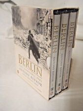 Berlin: The Downfall, 1945 by Antony Beevor Audio Book cassette Tape 2002