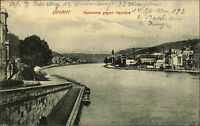 Feldpostkarte Feldpost aus DINANT Hastière 1915 Feldpost gelaufen 1. Weltkrieg