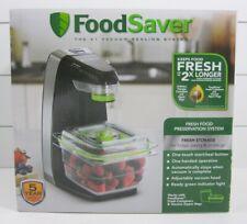 FoodSaver Fresh Food Preservation System (Fm1160-000) Vacuum Sealing System *New