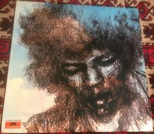 JIMI HENDRIX the cry of love 1971 POLYDOR STEREO VINYL LP FULLY LAMINATED SLEEVE