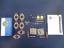 TRIUMPH SPITFIRE MK1,2, 3,4 1200/1300 DOLLY HS2 TWIN SU CARBURETTOR REBUILD KIT