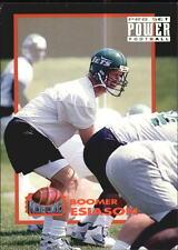 Lot Of 1000 1993 Pro Set Power Moves Boomer Esiason Football Card # PM19