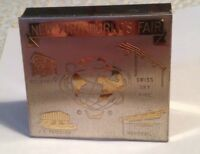 1964-65 New York World's Fair Unisphere Petty Cash Holder