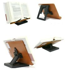 Portable Folding Book Stand Reading Desk Documents Holder Bookholder Bookstand