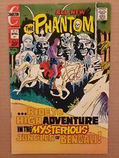 The Phantom #55 Charlton VF