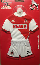 1. FC Köln - Auto-trikot Home 2014-2015 WEISS rot