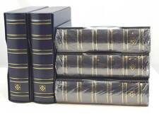 5 *NEW* Lighthouse Blue Vario-G Classic Binders-50% off