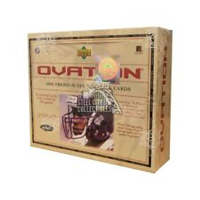 2000 Upper Deck Ovation Football Hobby Box