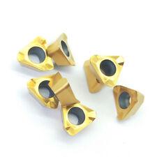10pcs Taegutec 3PKT 100408R-M TT9080 carbide insert for steel parts