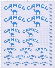 Self Adhesive Sticker decal Mp1 camel for different scales model kits 20258e