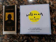Michael Jordan Legend Eau De Cologne 0.5oz Plus Bonus Kate Spade Walk On Air