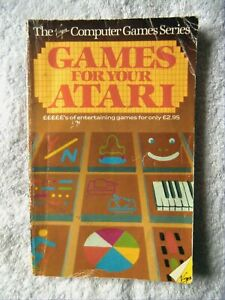 41831 Games For Your Atari Guide