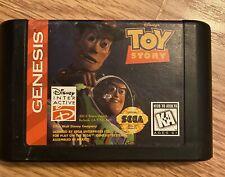 Toy Story Sega Genesis Video Game (1995) Disney *Game Only* No Case