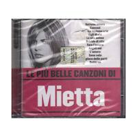 Mietta CD Le Piu' Belle Canzoni Di Mietta / Warner Sigillato