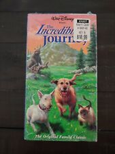 """Brand New Disney Vhs Movie~""""The Incredible Journey"""" ~"""