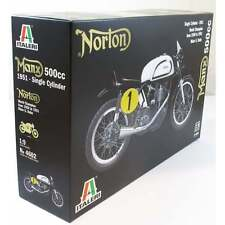 KIT ITALERI 1:9  MOTO NORTON MANX 500 CC 1951 SINGLE CYLINDER ART 4602
