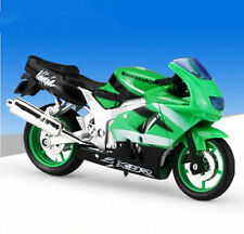 1:18 Maisto Kawasaki Ninja ZX 9R Motorcycle Bike Model Green New In Box
