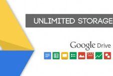 Google Drive ILIMITADO! PARA SIEMPRE