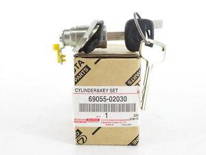 Genuine OEM Toyota 69055-02030 Trunk Lid Lock Cylinder 2003-2008 Corolla