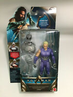 MATTEL DC COMIC AQUAMAN HYDRO-TEC COLOR CHANGE ORM