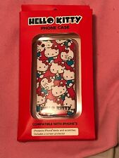Sanrio Hello Kitty Red iPhone 5/5S Case
