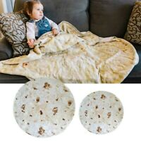 "Tortilla Blanket Burrito 60"" Blanket - Corn and Flour Tortilla 60"" Throw 