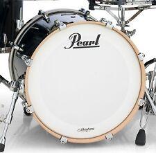 BRAND NEW PEARL Masters MCX Piano Black 22 x 18 Bass Drum MCX2218BX/C103