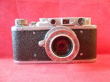 Zorki 1 cámara Camera Industar 22 3,5/5 cm URSS CCCP