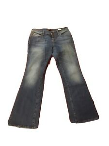 Mavi Jeans hellblau 32/30 mid rise bootcut