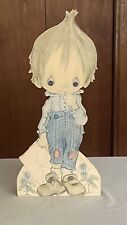 """Vtg Large 24"""" Betsey Clark Cardboard Cut Out Stand-Up Hallmark"""