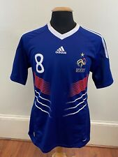 FRANCE 2010 2011 HOME YOANN GOURCUFF #8 FOOTBALL SHIRT SOCCER JERSEY SIZE MEDIUM
