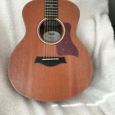 Taylor mini Acoustic Guitar in mahogany