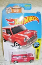 2013 Hot Wheels City Works Campbell's '67 Austin Mini Van NIP