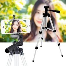 Universal Portable Aluminum Tripod Stand For Canon Nikon Camera Camcord FT