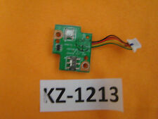 Notebook asus w5f placa Power Button Board cable #kz-1213