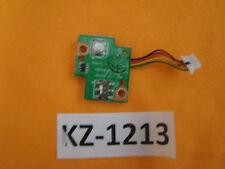 Notebook ASUS W5F Platine Powerbutton Board kabel #Kz-1213