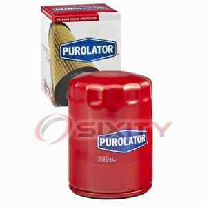 Purolator Engine Oil Filter for 1968-1972 Oldsmobile F85 5.7L 7.5L V8 Oil hb