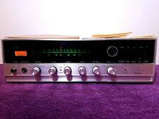 Sansui Model 800 Am/Fm Reciever Solid State Amplifier + Owners & Service Manual