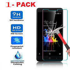 9H Real Premium Tempered Glass Screen Protector Film Case For ZTE Sequoia Z982