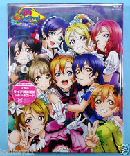 New Love Live μ's Go Go LoveLive 2015 Dream Sensation Blu-ray Memorial BOX Japan